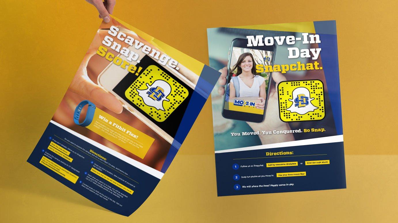 SDSU-MoveInDay-Posters