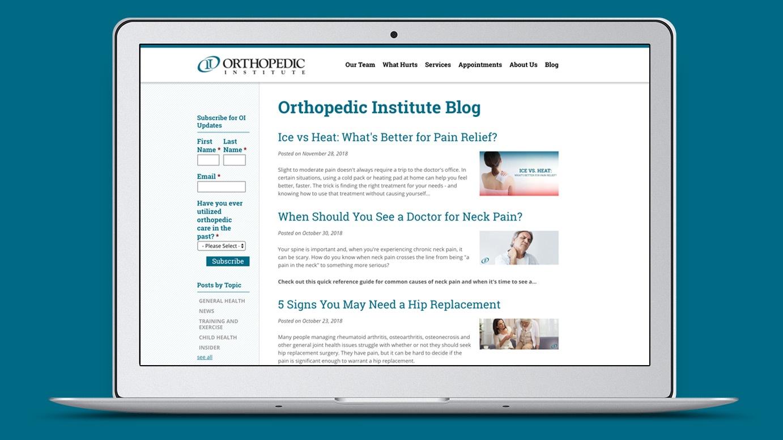 OrthopedicInstitute_Blog